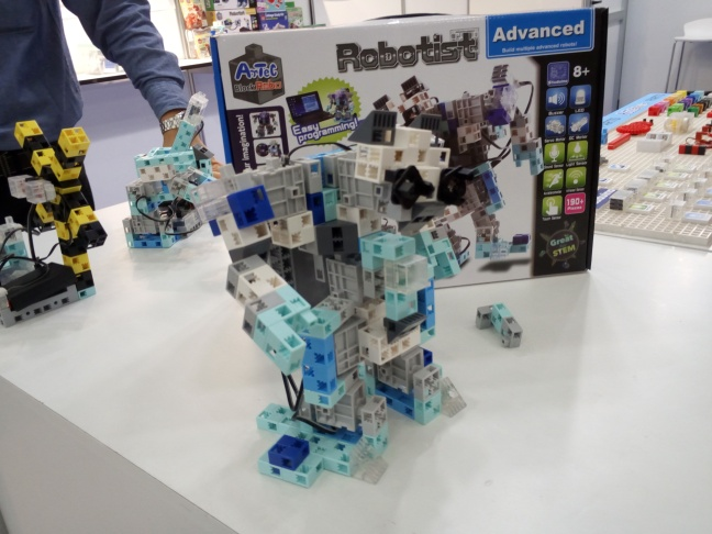 Artec Educational Robot.