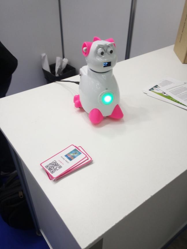 Aisoy1 V5 Educational Robot