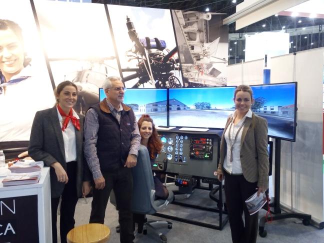 European Airlines training center